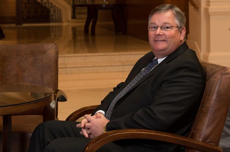 Brett Begemann, presidente de Monsanto LIONEL DERIMAIS