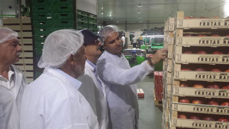 capacidad exportadora de Agrasur