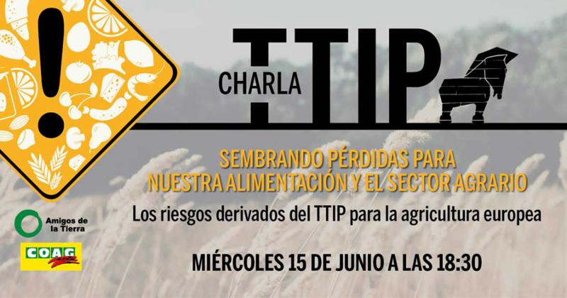 charla TTIP
