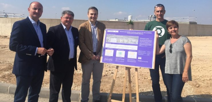 En marcha un proyecto piloto para eliminar el nitrato de las aguas del Campo de Cartagena