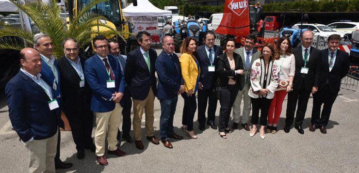 Andalucía | Crespo apuesta por continuar avanzando en la unión de los productores andaluces para ganar en tamaño y competitividad