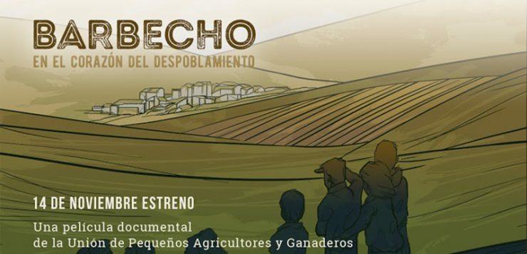 UPA estrena en Madrid un documental sobre el papel de la agricultura y la ganadería frente al despoblamiento